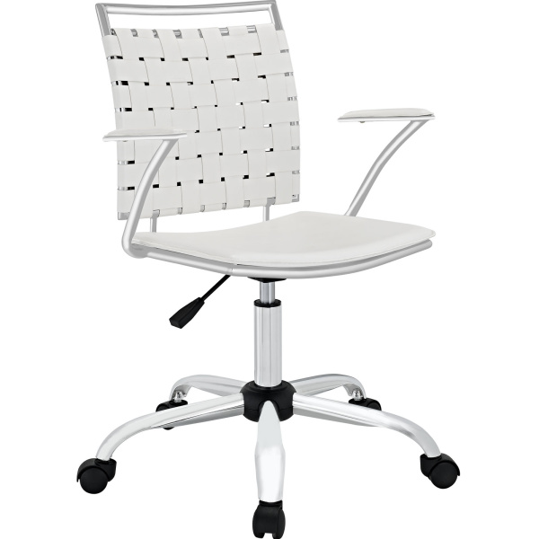 Fuse Office Chair White