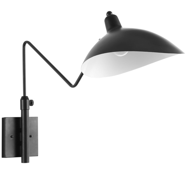 View Wall Lamp Black