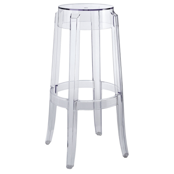 Casper Bar Stool Clear