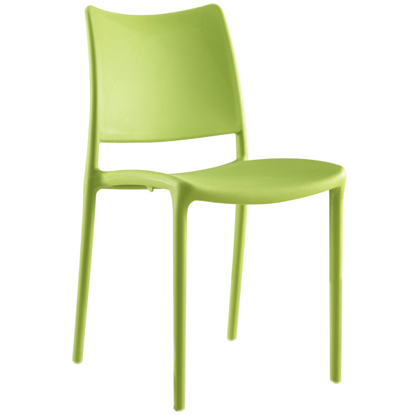 Hipster Dining Side Chair Green