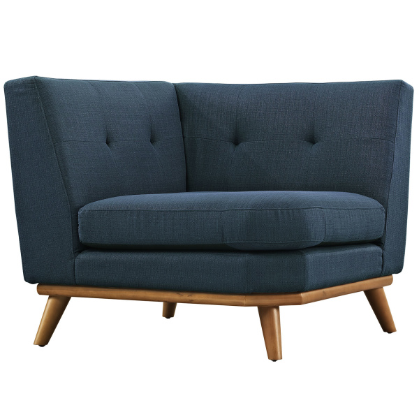 Engage Corner Sofa Azure