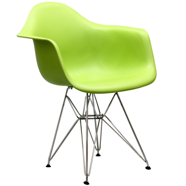 Paris Dining Armchair Green