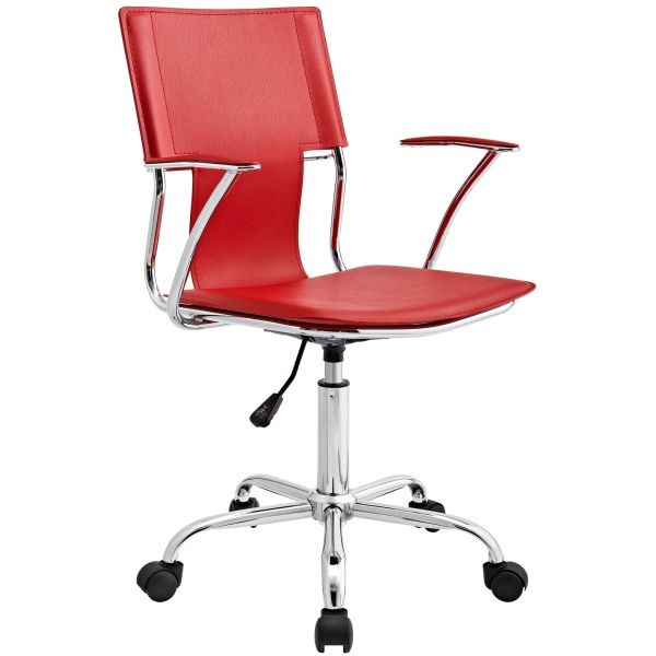 Studio Office Chair Red