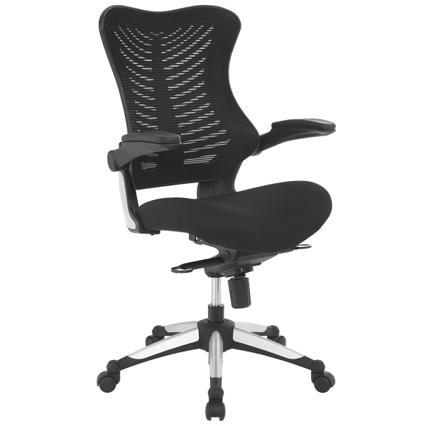 Charge Office Chair Black