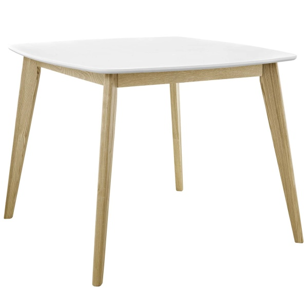 "Stratum 40"" Dining Table White"