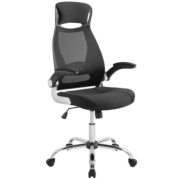 Expedite Highback Office Chair Black