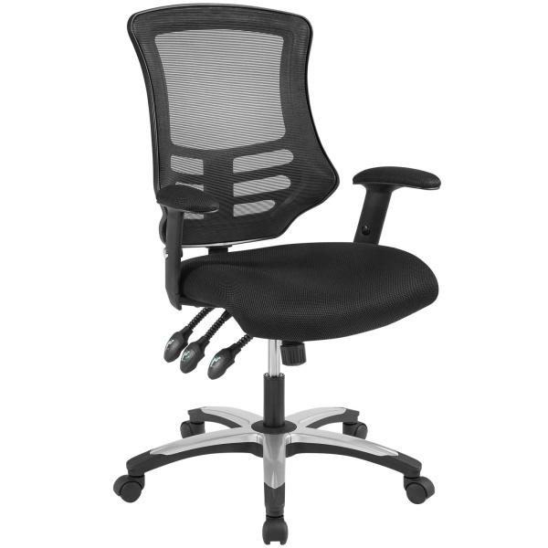 Calibrate Mesh Office Chair Black