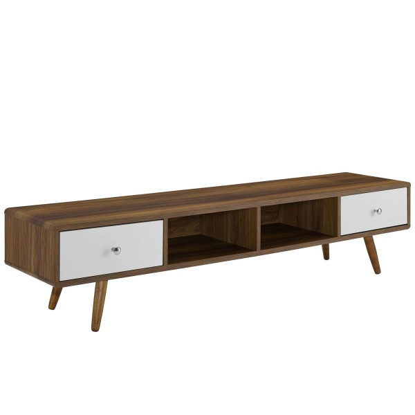 "Transmit 70"" Media Console Wood TV Stand"