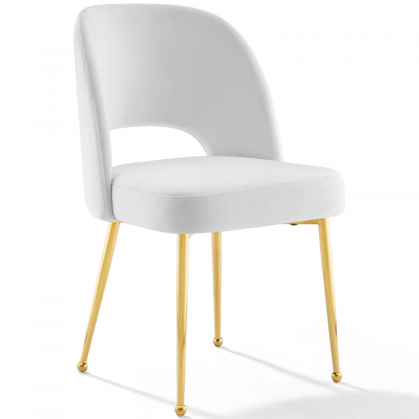 Rouse Dining Room Side Chair White