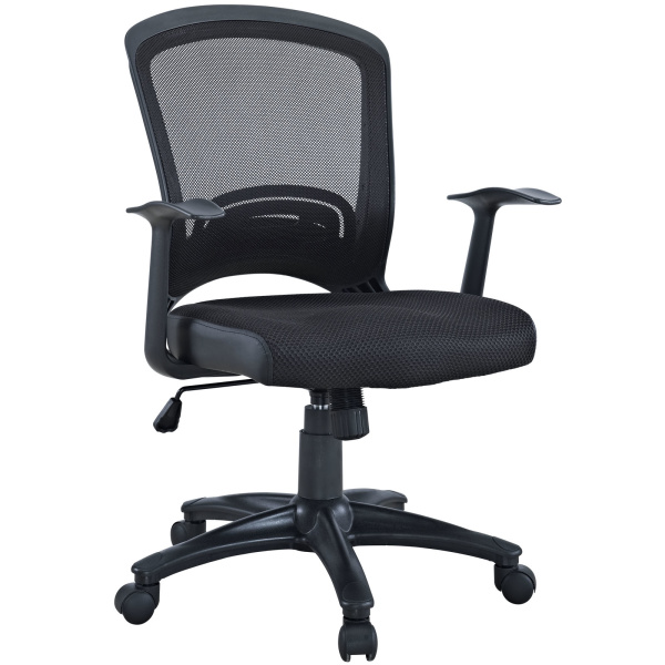Pulse Mesh Office Chair Black