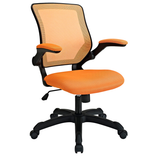 Veer Mesh Office Chair Orange