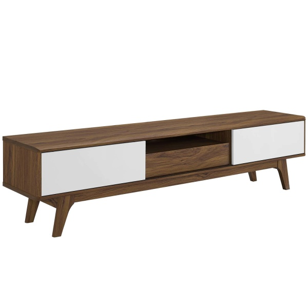 "Envision 70"" Media Console Wood TV Stand"