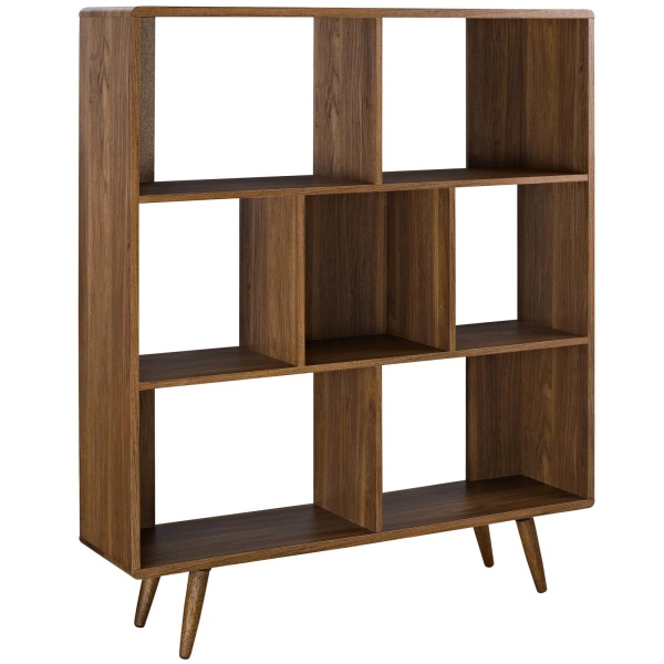 EEI-2529-WAL Transmit Bookcase
