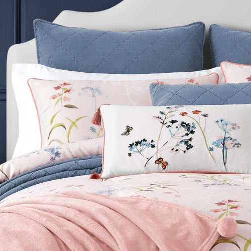 Beatrice Rose Twin 3 Piece Comforter Mini Set 1