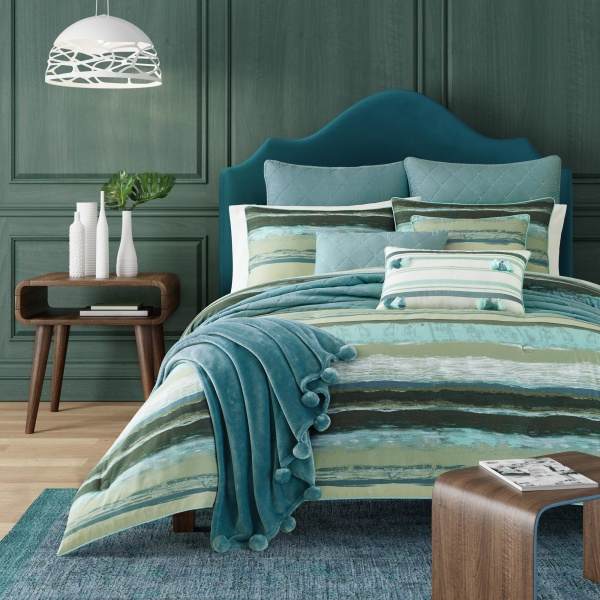 Cordoba Forest Twin 3-Piece Comforter Mini Set