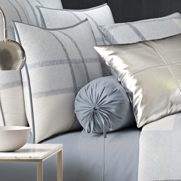 Leighton Blue Full 4 Piece Comforter Set 1