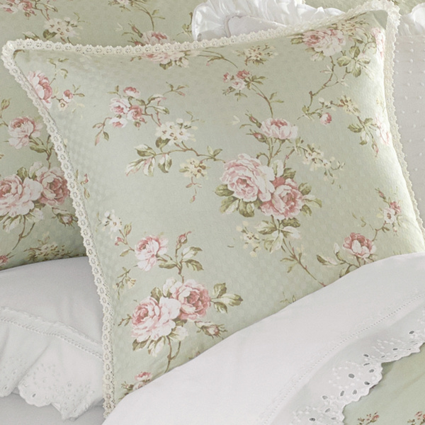 "Lena Sage  16"" Square Dec Pillow"