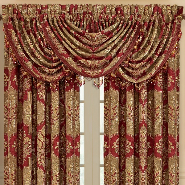 Maribella Waterfall Valance