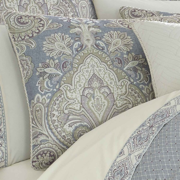 Palermo Blue King Comforter Set