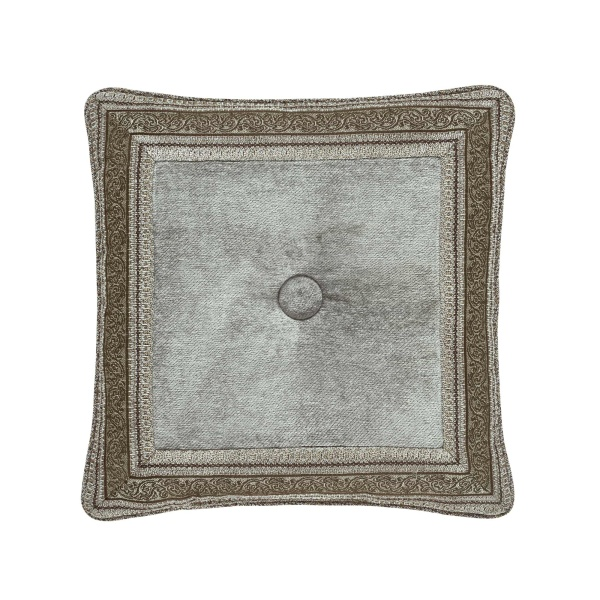 "Provence Stone 16"" Square Pillow"