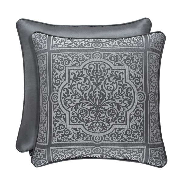 Rigoletto Charcoal 20 Square Dec Pillow