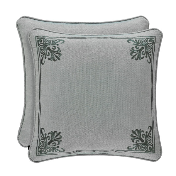 Sorrento Blue 18 Square Dec Pillow