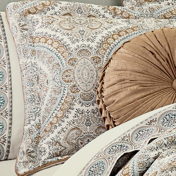 Sorrento 4 Piece Comforter Set