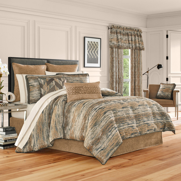 Sunrise 4-Piece Comforter Set