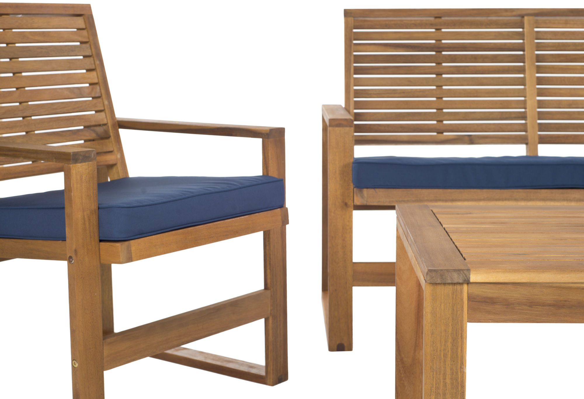 Ozark 4 Pc Outdoor Living Set on Outdoor Living Set id=59314