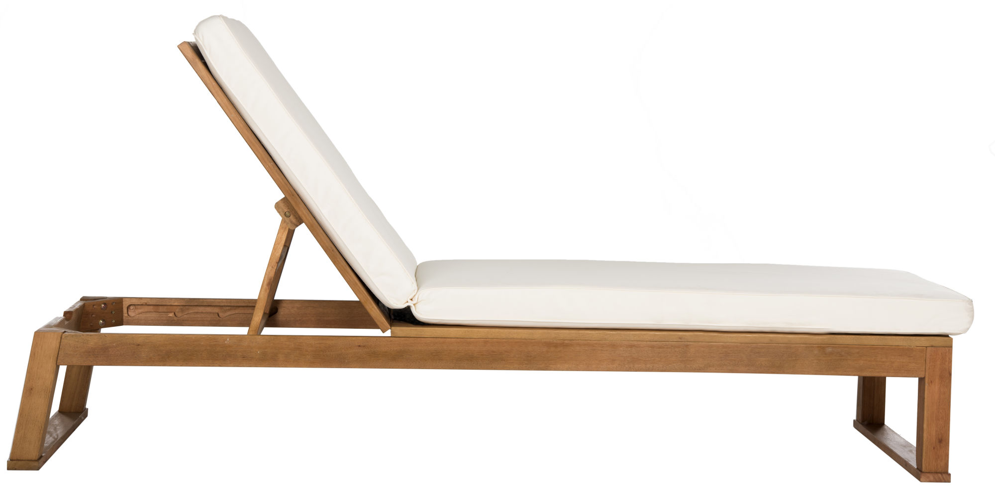 Solano Sunlounger on Safavieh Outdoor Living Solano Sunlounger id=51930