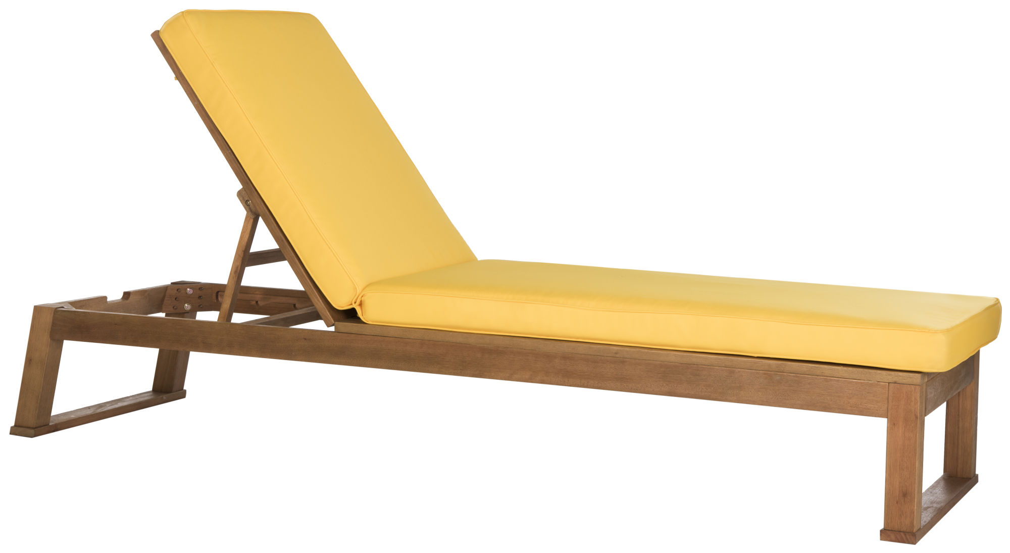 Solano Sunlounger on Safavieh Outdoor Living Solano Sunlounger id=71794