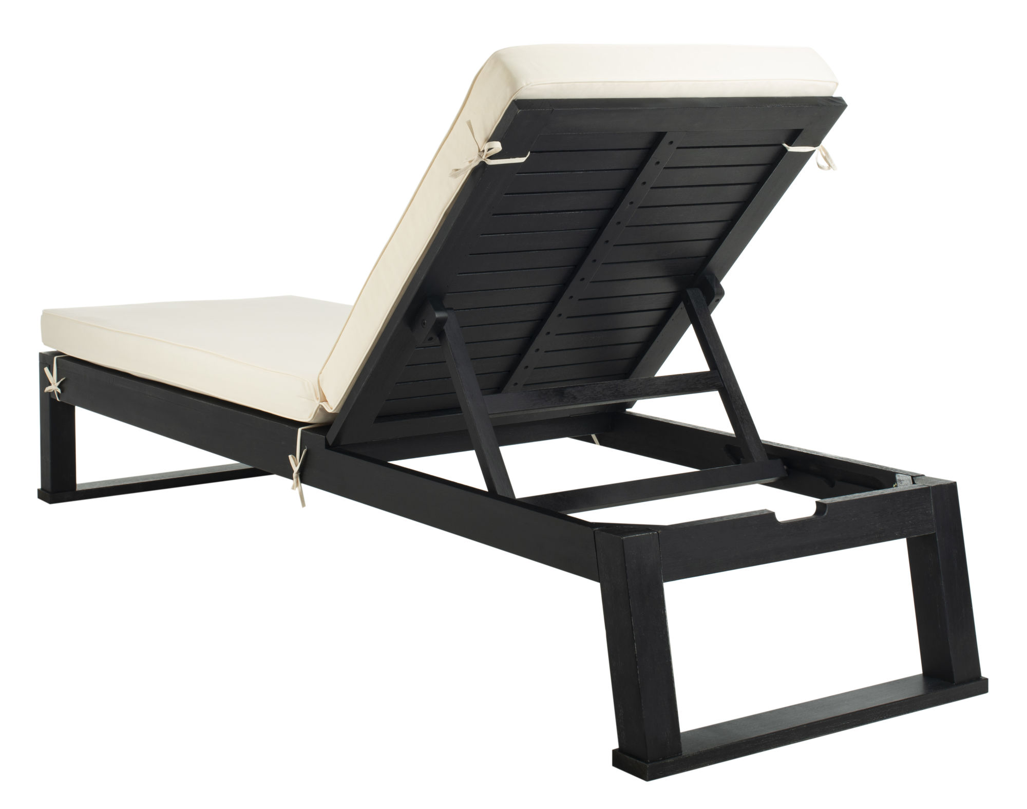 Solano Sunlounger on Safavieh Outdoor Living Solano Sunlounger id=60650