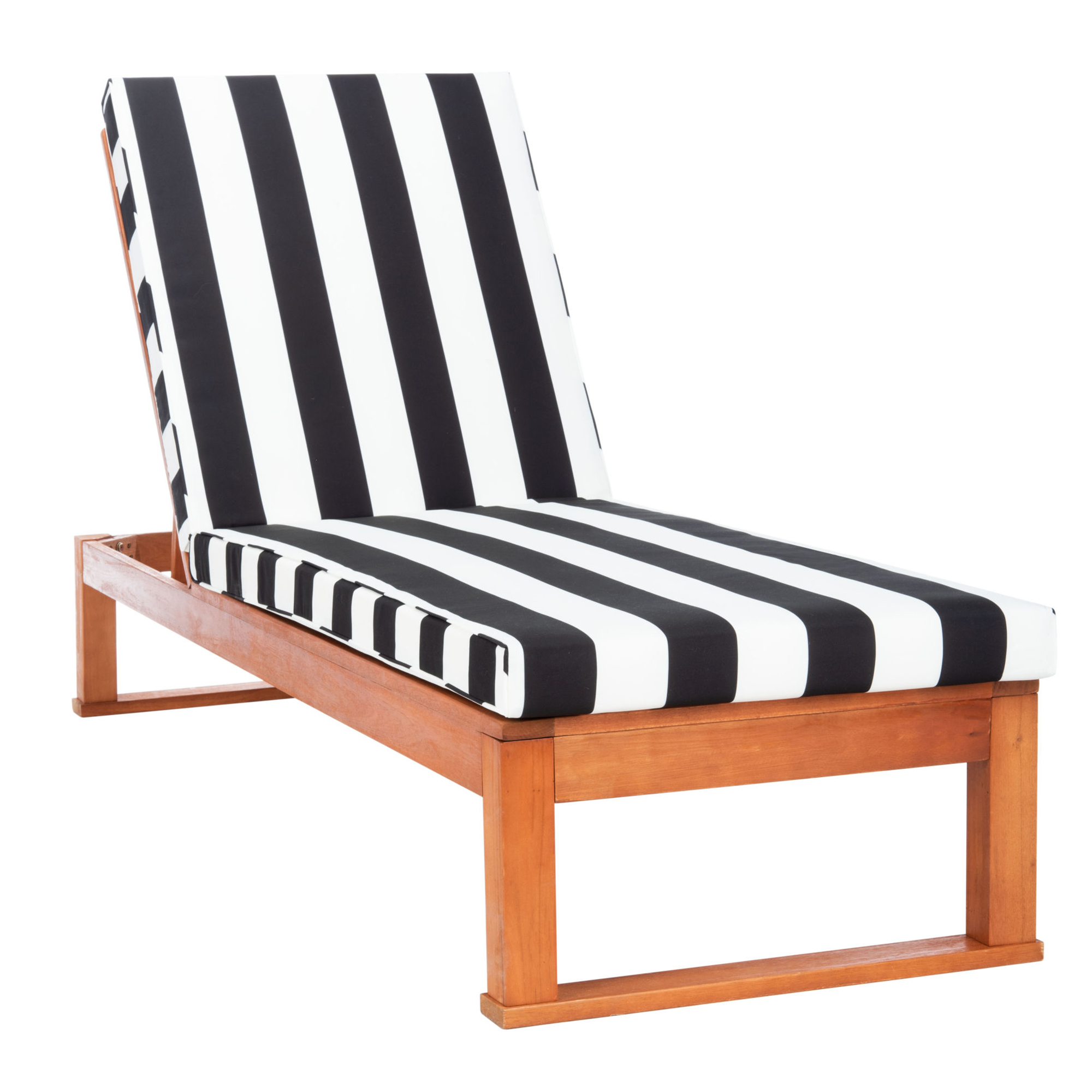 Solano Sunlounger on Safavieh Outdoor Living Solano Sunlounger id=82557