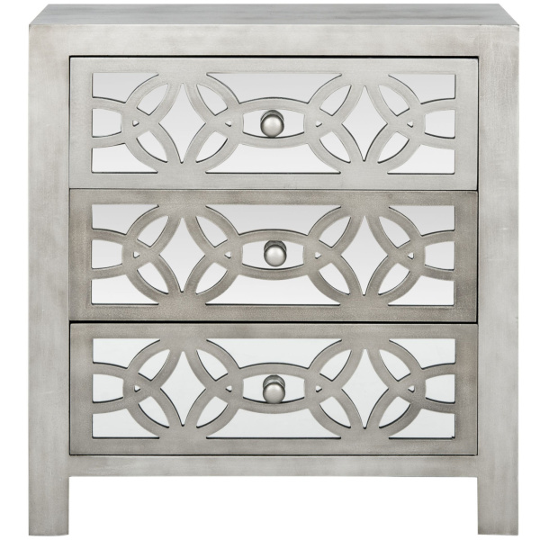AMH1505A Tasha 3 Drawer Chest