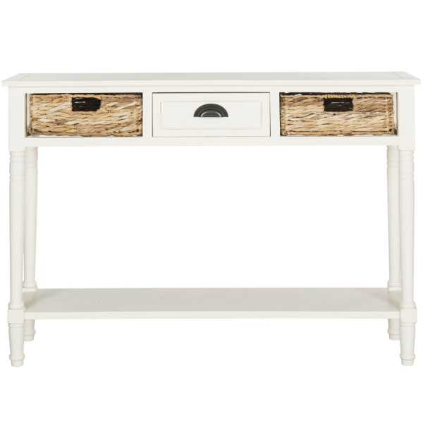 AMH5737B Christa Console Table With Storage