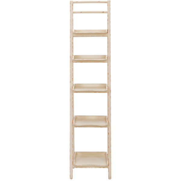 AMH6537A Asher Leaning 5 Tier Etagere