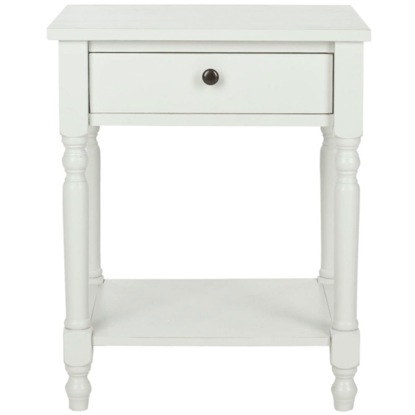 AMH6604A Tami Nightstand With Storage Drawer