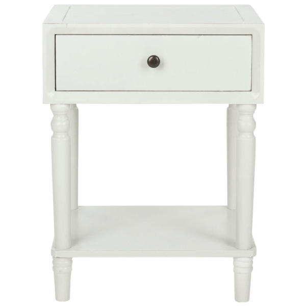 AMH6611A Siobhan Nightstand With Storage Drawer