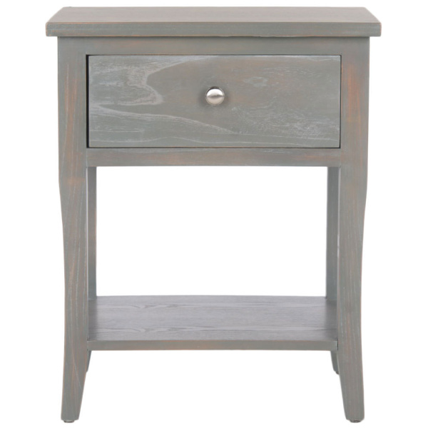 AMH6616A Coby Nightstand With Storage Drawer