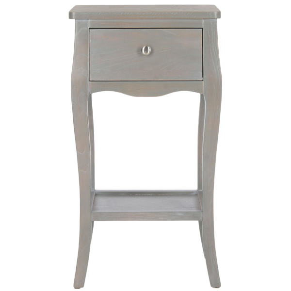 AMH6619A Thelma End Table With Storage Drawer