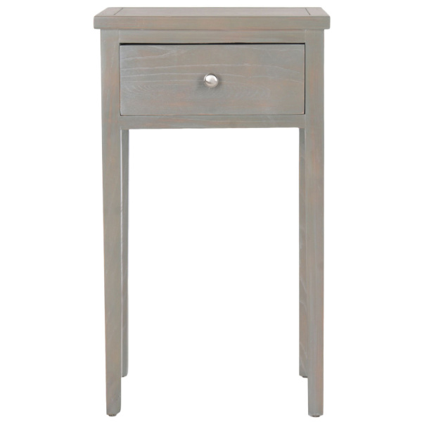 AMH6626A Abel Nightstand With Storage Drawer