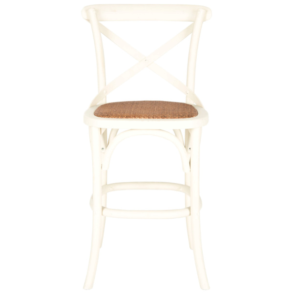 Franklin X Back Counter Stool