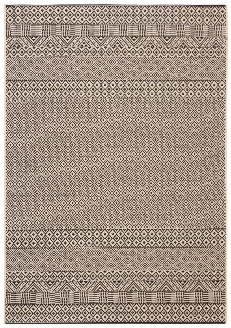 Courtyard 6235 Beige / Black