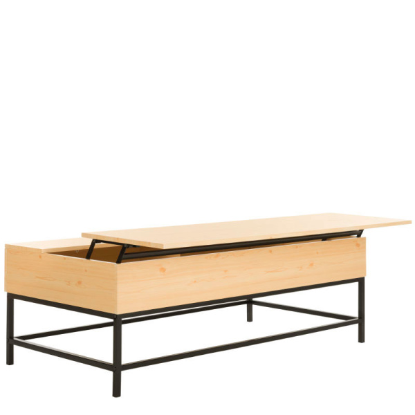 FOX2239B Gina Contemporary Lift-Top Coffee Table