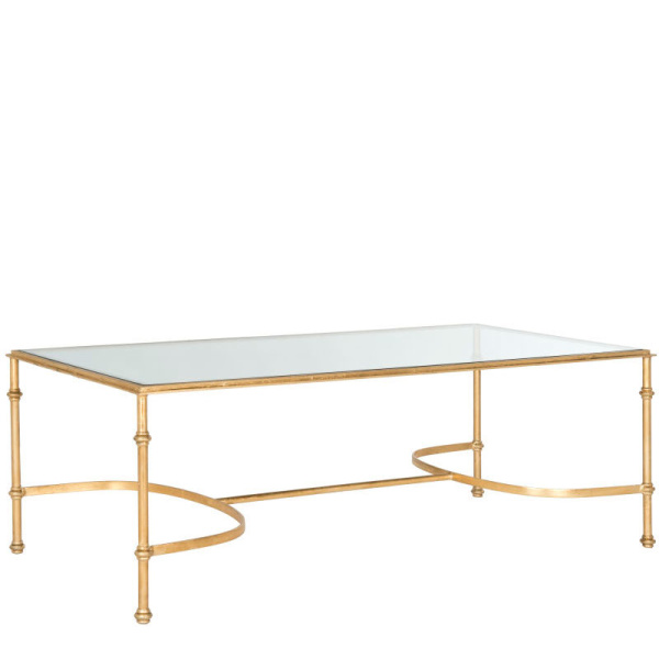 FOX2549A Lucille Coffee Table