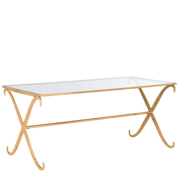 FOX2551A Lavar Coffee Table