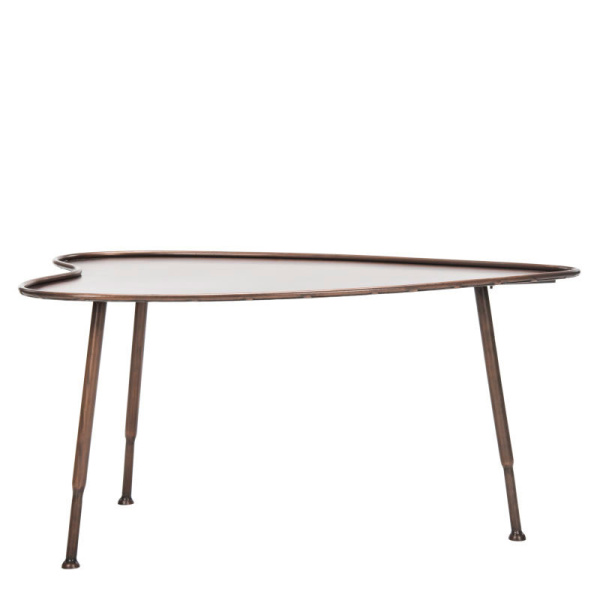 FOX3217A Tessa Heart Coffee Table