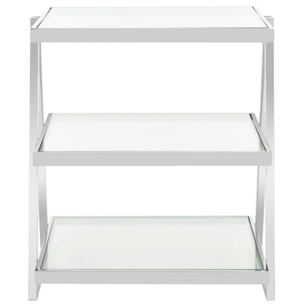 FOX9041A Sterling 3-Tier End Table