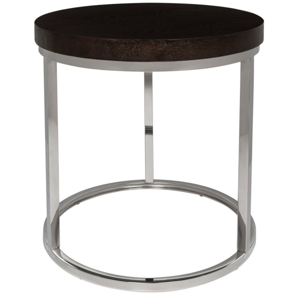 FOX9043A Turner Round End Table