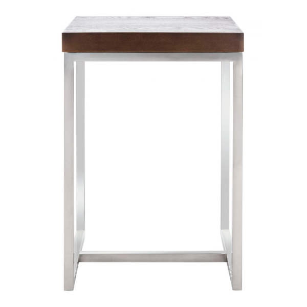 FOX9044A Turner Square End Table